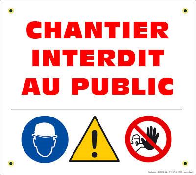 Chantier 1